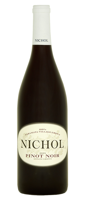 Nichol Vineyard 2011 Pinot Noir Bottle