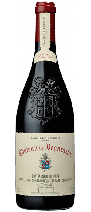 Chateau de Beaucastel 2012 Grenache blend | Red Wine