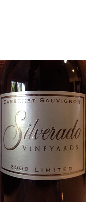 Limited Cabernet Sauvignon Bottle