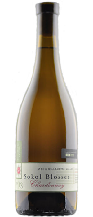 Willamette Valley Chardonnay Bottle