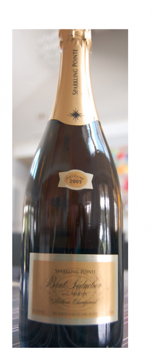 Sparkling Pointe Brut Seduction 2005 Bottle