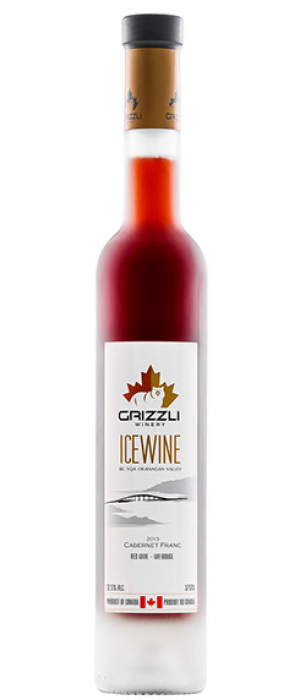 Grizzli Winery Cabernet Franc Icewine Bottle