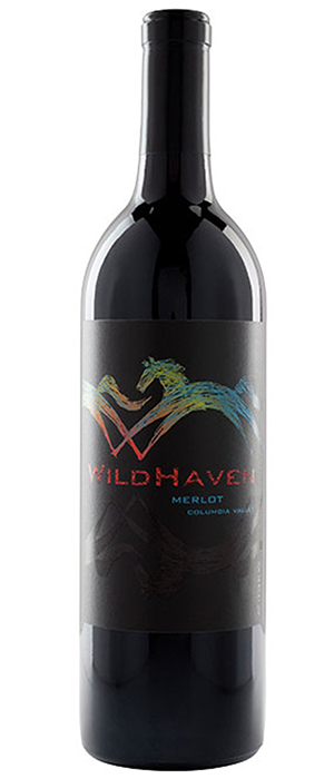 Wild Haven Merlot Bottle