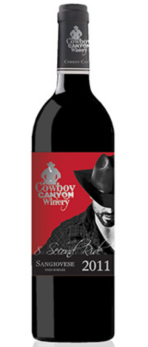 """Cowboy Canyon 2011 """"8 Second Ride""""   Red Wine"""