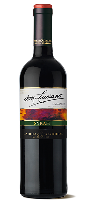 Don Luciano Syrah La Mancha | Red Wine