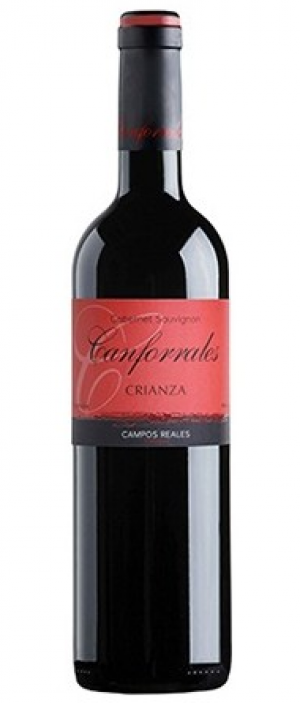 Campos Reales Canforrales Crianza 2014  | Red Wine