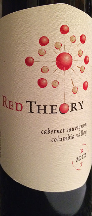 Red Theory Cabernet Sauvignon Bottle
