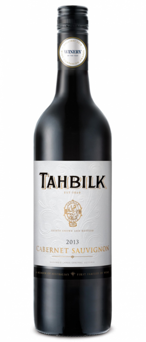Tahbilk 2013 Cabernet Sauvignon Bottle