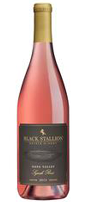 Napa Valley Rose Bottle