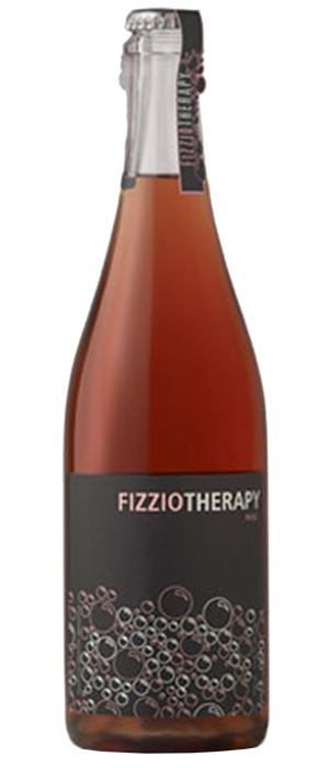 Fizzio Therapy Rose Bottle