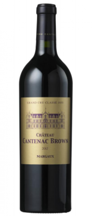 Château Cantenac Brown 2012 | Red Wine