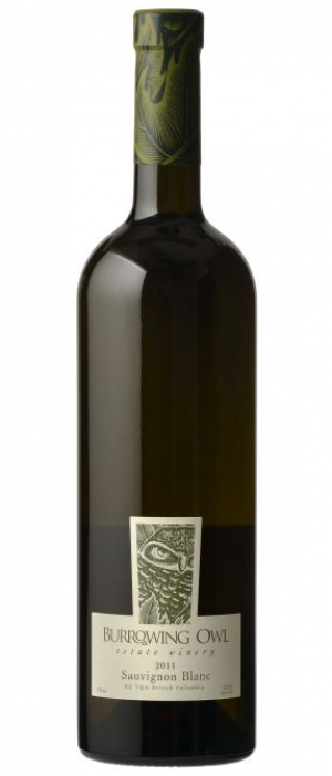 Burrowing Owl Estate Winery 2011 Sauvignon Blanc | White Wine