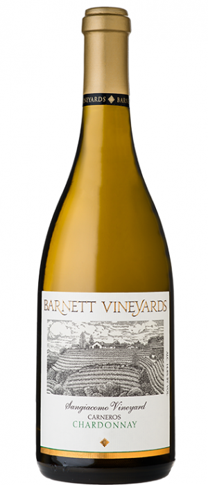 Barnett Vineyards 2016 Chardonnay | White Wine