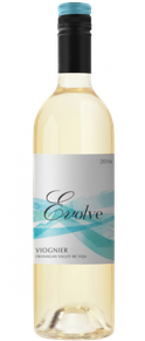 Evolve Cellars 2016 Viognier Bottle