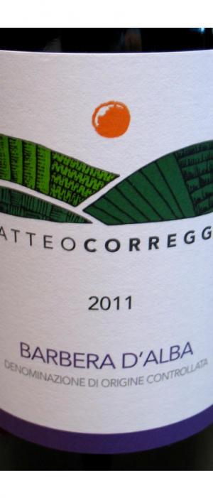 Matteo Correggia Barbera D'Alba 2011 | Red Wine