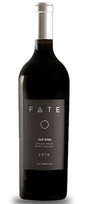 Fate Wine Bottle