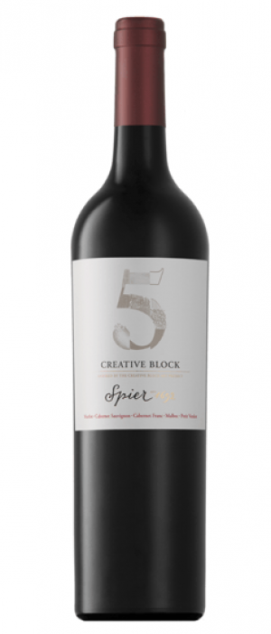 Spier 1692 Creative Block 5 Bottle