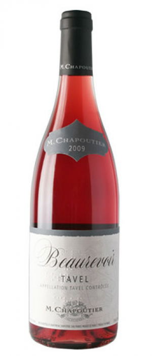 Beaurevoir 2017 Tavel Rosé Bottle