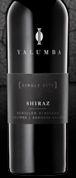 Single Site Kalimna Barossa Shiraz Bottle