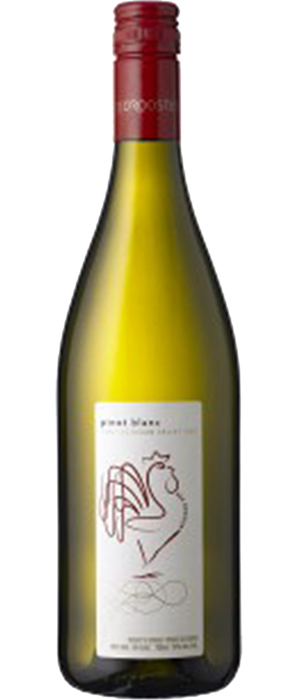 Red Rooster 2013 Pinot Blanc Bottle