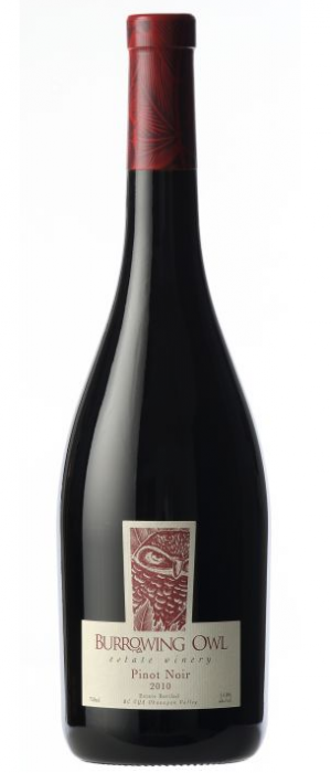 Burrowing Owl Estate Winery 2010 Pinot Noir | Red Wine