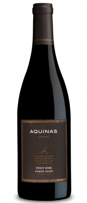 Aquinas Pinot Noir 2015 | Red Wine