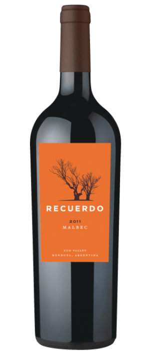 Recuerdo Wines 2011 Malbec | Red Wine