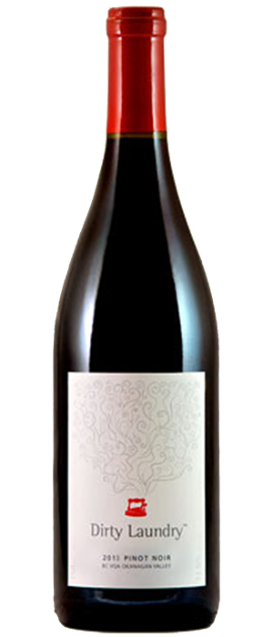 Dirty Laundry Vineyard 2012 Pinot Noir Bottle