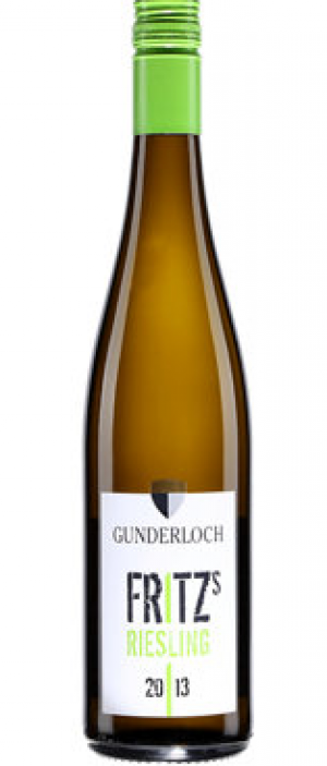Fritz Riesling 2013 | White Wine