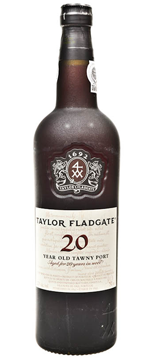 Taylor Fladgate 20 Year Old Tawny Port   Red Wine