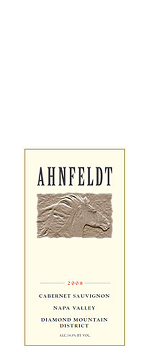 Ahnfeldt Diamond Mountain Cabernet Sauvignon | Red Wine