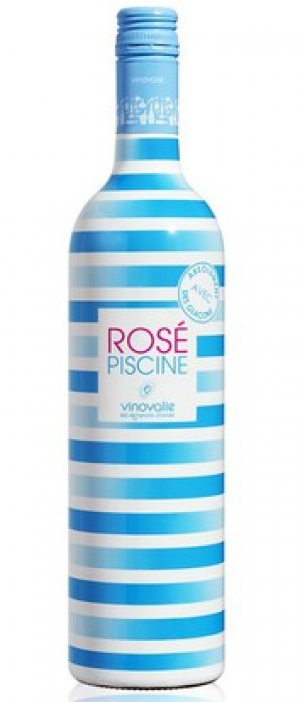 Rosé Piscine Bottle
