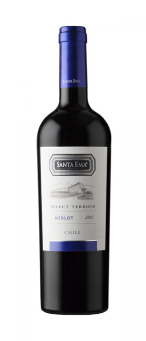 Select Terroir Merlot Bottle