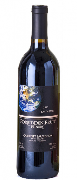 Forbidden Fruit Winery & Dead End Cellars 2013 Cabernet Sauvignon | Red Wine
