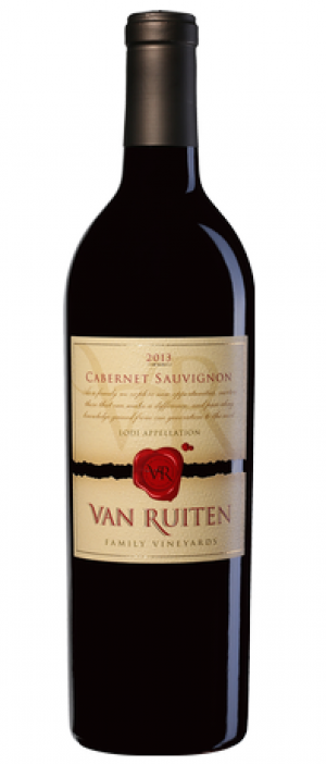 Van Ruiten Family Winery 2015 Cabernet Sauvignon | Red Wine