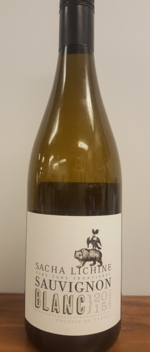 Sacha Lichine Sauvignon Blanc IGP Bottle