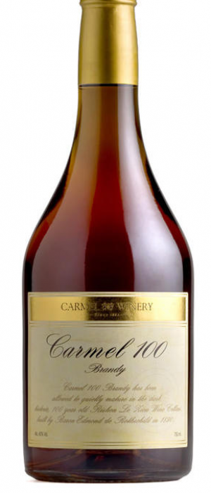 Carmel 100 Brandy | Red Wine