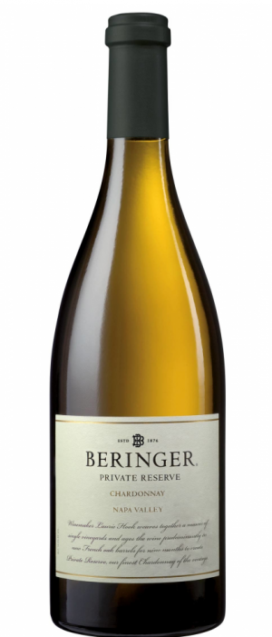 Beringer Private Reserve 2015 Chardonnay Bottle
