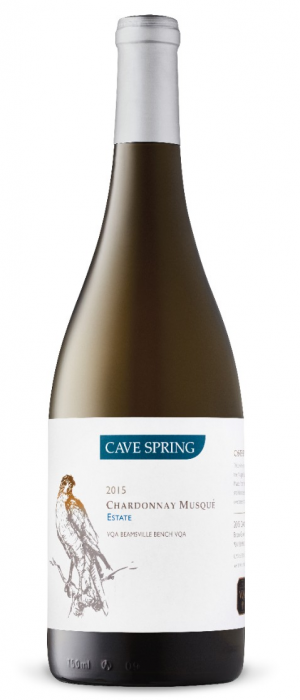 Cave Spring Chardonnay Musqué Estate 2015 Bottle