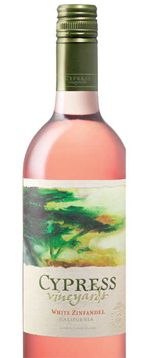 Cypress Vineyards Bottle