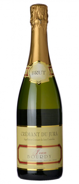 Cremant du Jura Brut Bottle