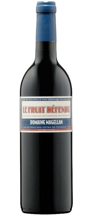 Magellan Fruit Défendu Red 2015 Bottle