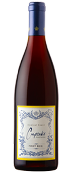 Cupcake 2012 Pinot Noir Bottle