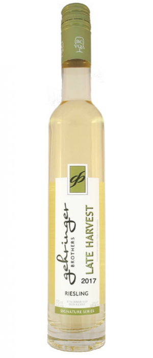 Gehringer Brothers Late Harvest 2017 Riesling | White Wine