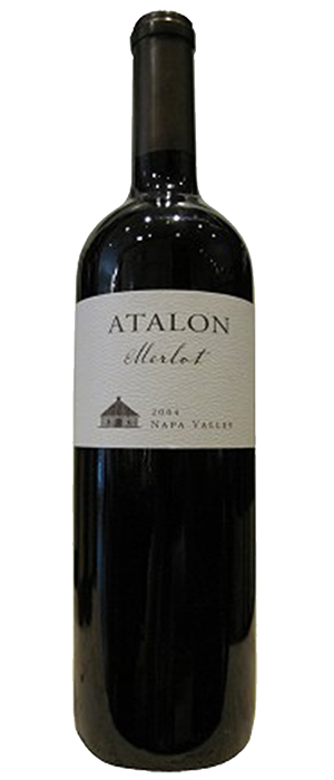 Atalon 2004 Merlot | Red Wine