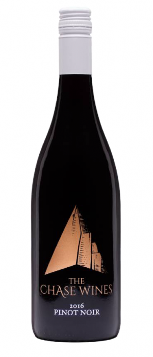 The Chase Wines 2016 Pinot Noir Bottle