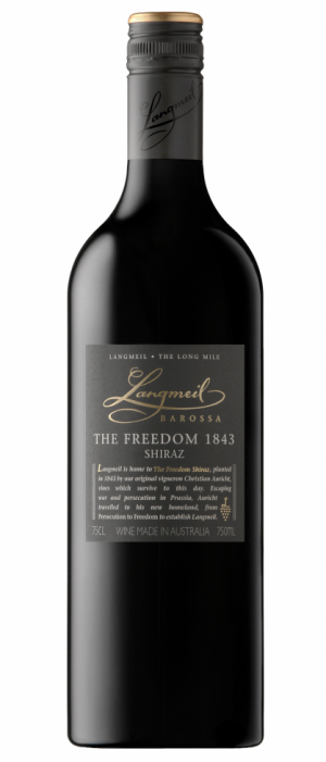 1843 The Freedom Shiraz | Red Wine