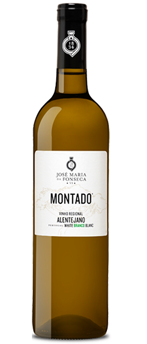 Montado White Bottle