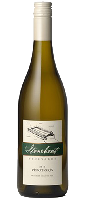 Stoneboat Vineyards & Pinot House 2013 Pinot Gris (Grigio) Bottle