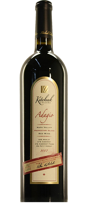 Adagio Bottle